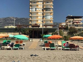 CEBECI 8 Luxury Apartments 2+1 in coastline of sea
