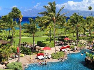 Upscale waterfront condo w/ ocean/mountain views, beach access, pools & hot tubs