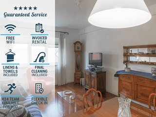 ♡ TriesteVillas - ❋A/C❋ SKY HIGH 7°floor (balcony)