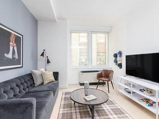 Chic 1BR at Wall Street Floor #2 by Sonder