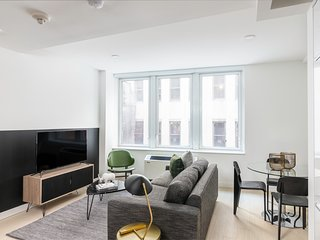 Modern 2BR at Wall Street Floor #5 by Sonder