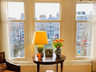 Bed and Breakfast Amsterdam Canal View