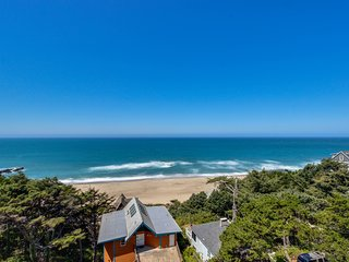 Newly remodeled dog-friendly condo w/ marvelous ocean views, easy beach access!