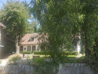Le moulin de Longueil - Maison équipée pour 8 personnes