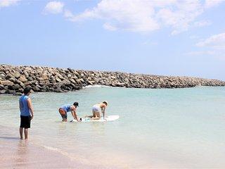 Pacific Beach Front Luxury Holiday Rental in Beautiful Panama. San Carlos.