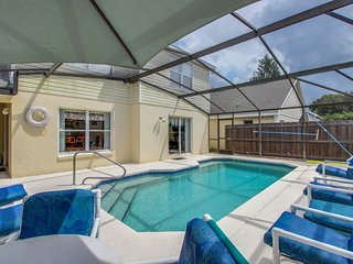 Dog-friendly home w/ private pool, close to Disney - Snowbirds welcome!