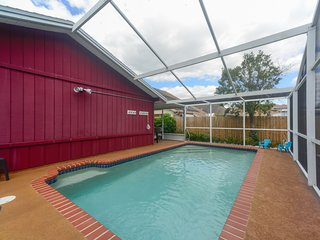 Spacious home with private pool near shopping, golfing, and more!