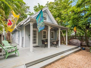 Peaceful, dog-friendly home in a residential neighborhood w/ a shared pool