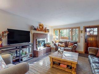 Comfortable house close to hiking, biking, skiing, and Lake Tahoe