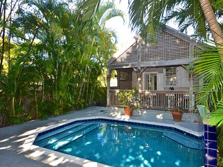 Restored historic home w/ private pool & reserved off-street parking - Dogs OK!