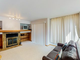 Cozy condo w/easy access to hiking & skiing - dogs welcome!