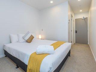 Star Park Serviced Apartments - Studio with Balcony #8