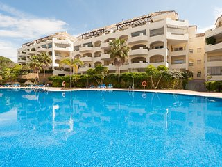 Spacious ground floor apartment in a desirable location in Elviria