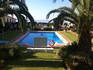 adosado con piscina en marbella