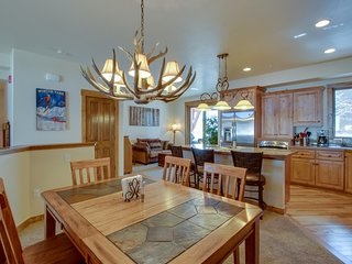 NEW LISTING! Mountain view townhome w/deck - 4 miles to Winter Park Resort