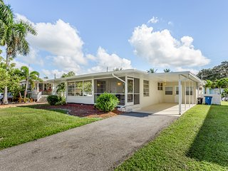 NEW LISTING! Home close to everything and steps away from the beach!