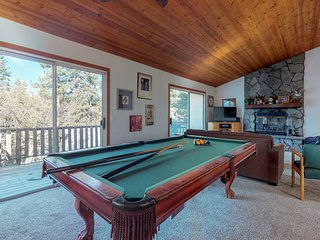 Dog-friendly home w/private hot tub, patio/deck - outdoor fun