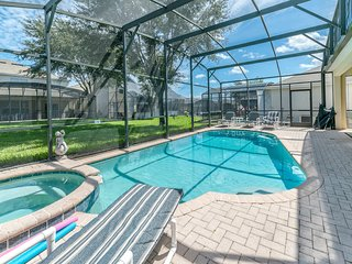 NEW LISTING! Immaculate family home w/ private, heated pool - minutes to Disney