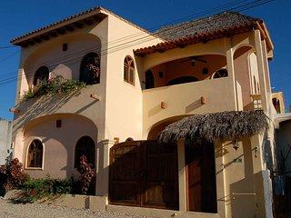 Villa Amigos - In town! - San Pancho