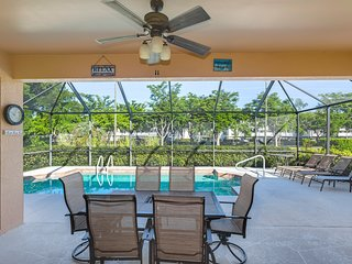 Family-friendly home w/ private pool & great location near outdoor activities!