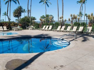 NEW LISTING! Oceanfront condo w/sunset views, shared pool/hot tub & beach access