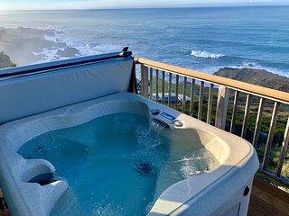 Spectacular Ocean View Penthouse Oceanfront!