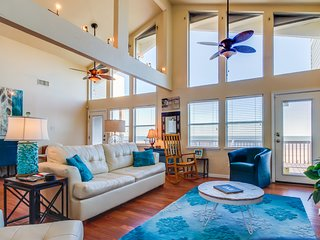 Oceanfront, dog-friendly luxury with unparalleled Gulf Coast views