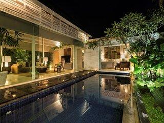 Elegant Concept 3BDR Canggu Pool Villa