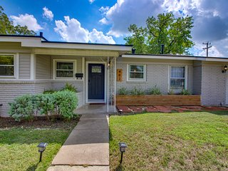 NEW LISTING! Dog-friendly, renovated home w/outdoor space -minutes from downtown