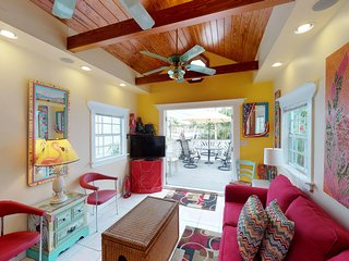 Cozy condo with free WiFi & fantastic location in central Key West