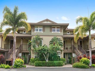 NEW LISTING! Golf /Ocean-view unit with shared pool, hot tub, & fitness center