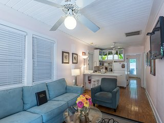 Dog-friendly Key West cottage with a private hot tub & an unbeatable location!