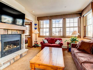Ground floor condo at Granby Ranch - near slopes & more!