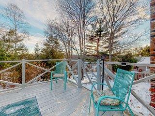 Cozy, dog-friendly cottage w/ deck, free WiFi - near attractions