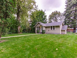 NEW LISTING! Dog-friendly home in the heart of town - walk to lake & golf