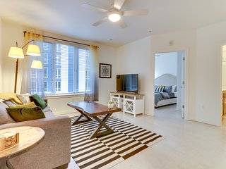 NEW LISTING! Dog-friendly east side apartment w/kitchen-walk to entertainment