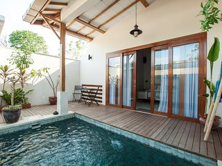 Ke Rensia Private Pool Villas Gili Air