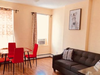 Remodeled 1 bdrm, 7 min walk to NYC