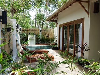 Ke Rensia Private Pool Deluxe Villa