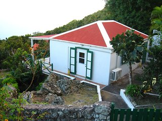 Calliopy Cottage, Booby Hill, Saba