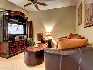 Modern condo w/ shared hot tub & pool! Only quarter mile from Brian Head Resort!