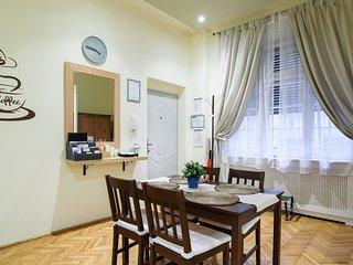 Casa Nostra apartments, Danube