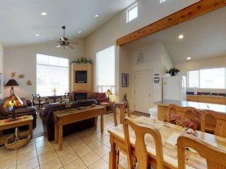Spacious, family-friendly home w/ a seasonal pool & hot tub - near downtown!