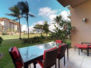 Ground-floor suite w/ resort hot tubs & pools - oceanfront beach access!