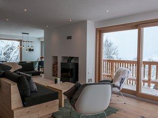 Wanderfalk Lodge - Luxury Alpine Chalet