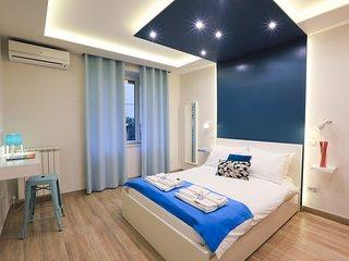 Vacuna Pleasant Rooms -Blue Bedrooms