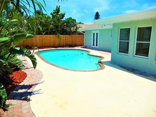 Close to beaches, 3BR/2Ba