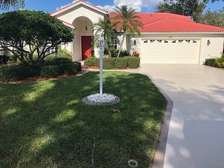 House Florida Bradenton, 4 Bedroom 8 persons, Private Heated pool,Golf Course