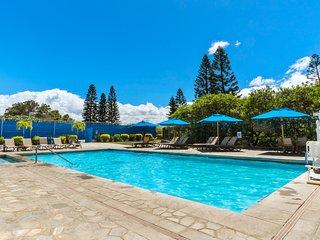 Island condo w/shared pool, hot tub, tennis, golf & great views - close to beach