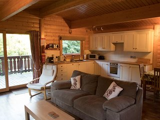 Acorn Lodge Nr.64, Kenwick Woods, Louth, Lincolnshire, LN11 8NP.